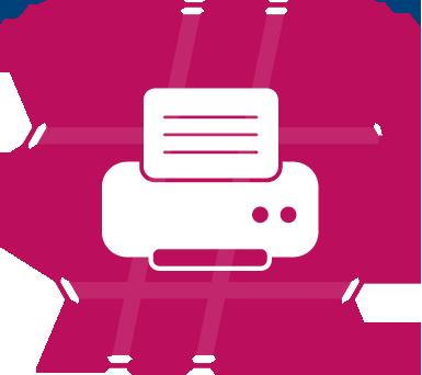 Print Services Icon